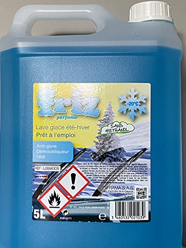 DLLUB - Lave glace -20°C - 5 litres