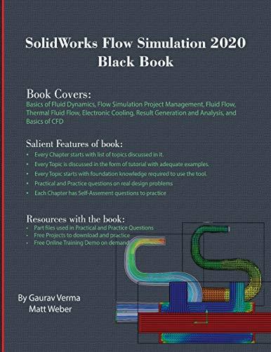 SolidWorks Flow Simulation 2020 Black Book