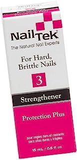 Nail Tek Treatments Protection Plus 3 ، برای ناخن های سخت و شکننده