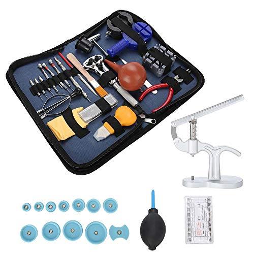 Yuyte - Juego de herramientas para reparación de relojes