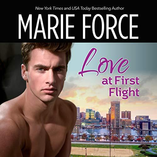 Page de couverture de Love at First Flight