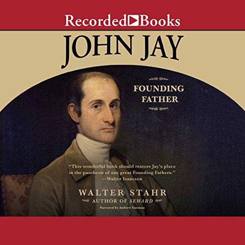 John Jay audiobook cover art