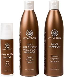 Ovation Hair Men's Max Pack