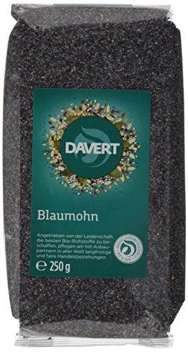 Davert Mohn (250 g) - Bio