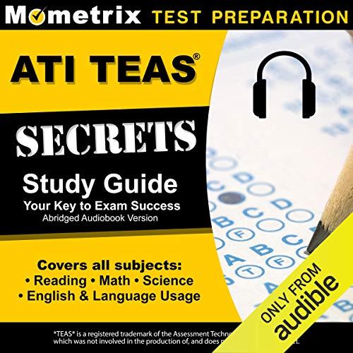 TEAS Exam Secrets Test Prep Team – Audio Books, Best Sellers