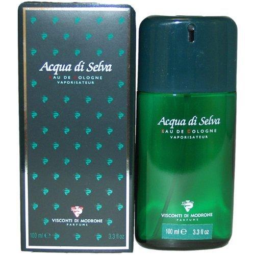 Acqua De Selva by Visconti Di Modrone for Men - 3.3 Ounce EDC Spray by Visconti di Modrone