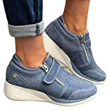 zapatillas deportivas de mujer con cremallera