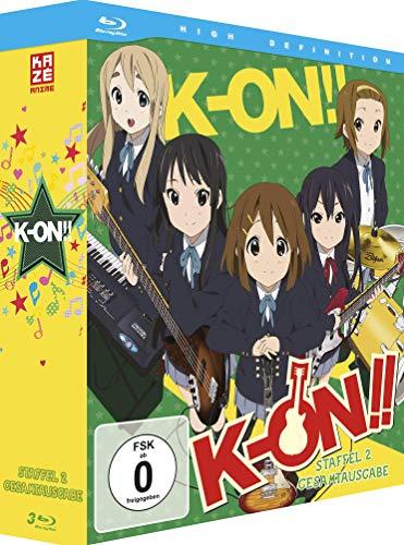 K-ON! - Staffel 2 - Gesamtausgabe - [Blu-ray]