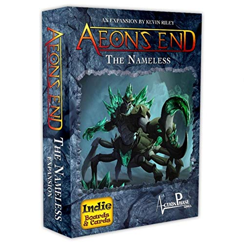 Indie Boards & Cards AEDN2IBC Aeons End The Nameless 2nd Edition Board Games