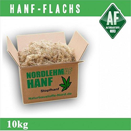 Bioformtex Stopfhanf 10 kg Hanffasern