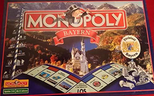 Monopoly (Spiel) Ausgabe Bayern