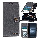 SOUFU Billetera para Samsung Galaxy F62/M62 Avanzada anticaída y Resistente a los arañazos de TPU, Adecuada para Samsung Galaxy F62/M62(Negro)