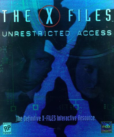 Price comparison product image X-Files Unrestricted Access C / W95 / Us