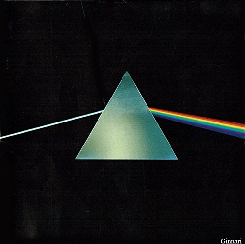 Pink Floyd Fridge Magnet: Dark Side of the Moon