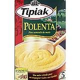 Tipiak - Polenta de maíz sémola fina - 500G - Lote de 3 - Precio por unidad - entrega rápida