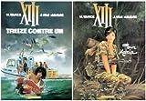 XIII tomes 7, 8, 9 - 2 albums + 1 gratuit - Dargaud - 17/02/2001