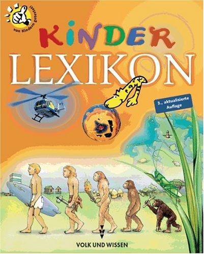 Kinderlexikon: Lexikon: Lizenzausgabe des Bertelsmann Verlages. Lexikon
