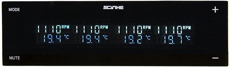 Scythe Kaze Master Flat II Multi-Channel Fan Controller KM08-BK