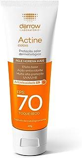 Actine Colors Fps 70 Pele Morena Mais, Darrow, 40G