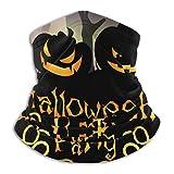 WH-CLA Fiesta De Halloween Cuello Bufanda Microfibra Sombreros Sin Costura Pañuelo De Cabeza Hombre Mujer Bufanda Antideslizante Polainas De Cuello para Pesca Partido Caza