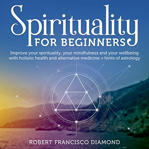 Spirituality for Beginners  By  cover art