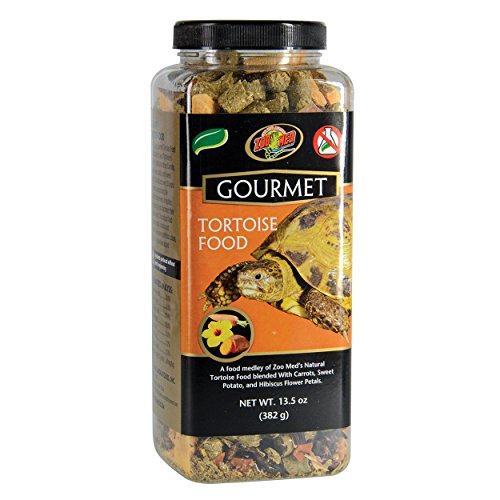 Zoo Med Gourmet pour Tortue 340 g