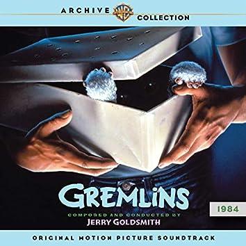 Gremlins (Original Motion Picture Soundtrack)