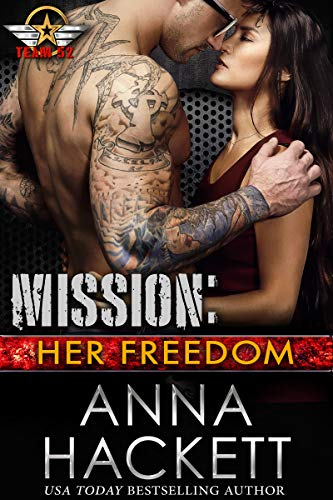Mission Her Freedom by Anna Hackett