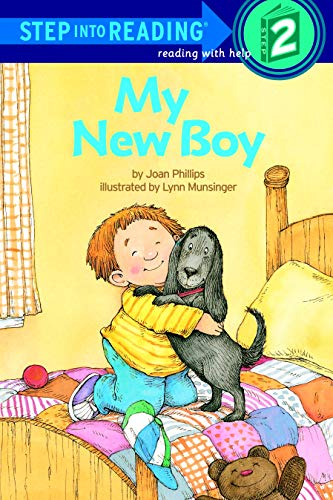 My New Boy (Step into Reading)の詳細を見る