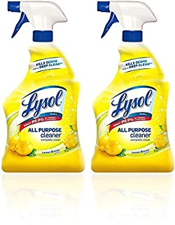 Lysol All Purpose Cleaner, Lemon Breeze, 32 oz(Pack of 2) (B014RGCE2Y) | Amazon price tracker / tracking, Amazon price history charts, Amazon price watches, Amazon price drop alerts