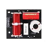 LICHONGUI 5pcs HiFi Crossover para Altavoces de Bricolaje Divisor de frecuencia de Audio para Altavoces de 3-8 Pulgadas para 4-8OHM Amplificador de Altavoz 3200Hz
