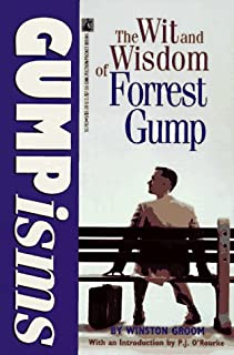 is forrest gump a book