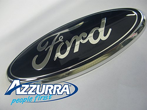 2038573Original Ford Logoplakette für vorne, 175x 70 mm