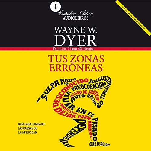 Couverture de Tus Zonas Erroneas [Your Erroneous Zones]