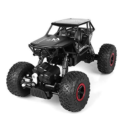 Rabing Voitures RC, Camion  chenilles pour vhicules tout terrain  la rocaille 2.4Ghz 4WD...