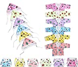 Lucky Star Lickabells Baby's Hosiery Cotton 6 Full Sleeves Jhabla Set with 6
