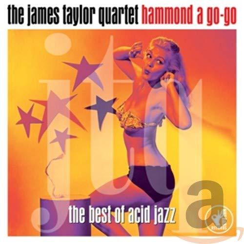 Hammond A Go-Go / The Best Of Acid Jazz