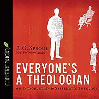 Everyone's a Theologian audiobook cover art
