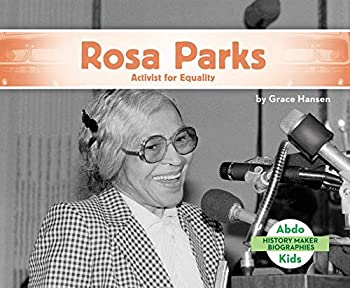Rosa Parks: Activist for Equality - Book  of the History Maker Biographies