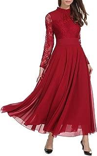 Best contrast lace flowy dress Reviews
