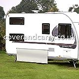 Auvent Jupe/Housse de roue pour caravane/camping-car