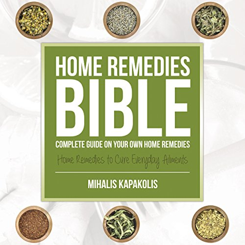 Home Remedies Bible audiobook cover art
