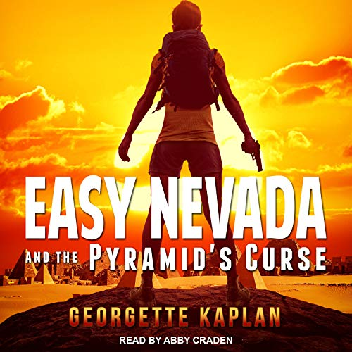 Easy Nevada and the Pyramid's Curse cover art