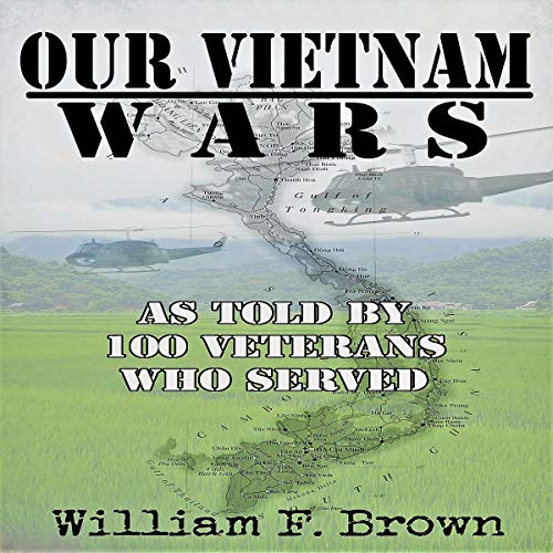 Couverture de Our Vietnam Wars