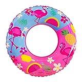 WEARRR Anillo de Goma de natación Inflable de la Piscina de la Piscina del Anillo de la Piscina para los niños Viejos Piscina de Flotador (Color : 10 15 Years)