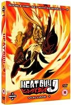 Heat Guy J: Volume 1 (Episodes 1-8) [DVD]