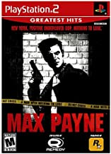 Max Payne - Greatest Hits for PlayStation 2