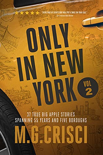 Only in New York, Vol 2 by Crisci, M.G.