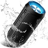 Wireless Bluetooth Lautsprecher Tragbare, Verbesserter IP67 Wasserschutz, 24 Watt Wireless 360°...