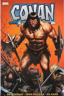 Thomas, R: Conan The Barbarian: The Original Marvel Years Om (1302915142) | Amazon price tracker / tracking, Amazon price history charts, Amazon price watches, Amazon price drop alerts
